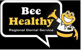 Bee Healthy Logo
