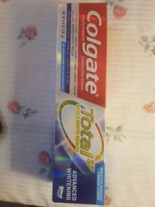Colgate Total Whole Mouth Health